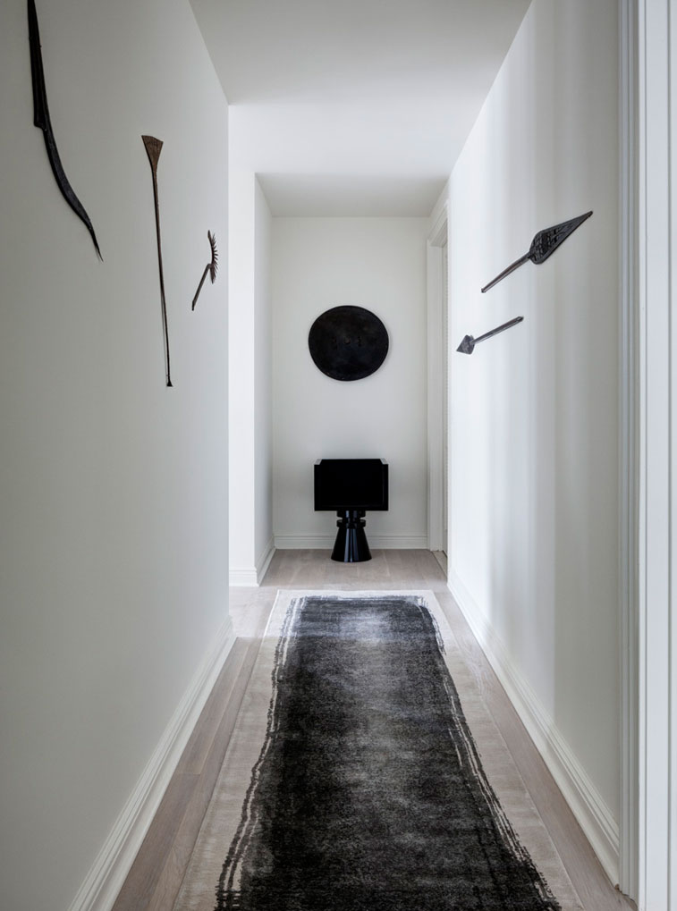Brushstroke Grey - Fort Street Studio Collection