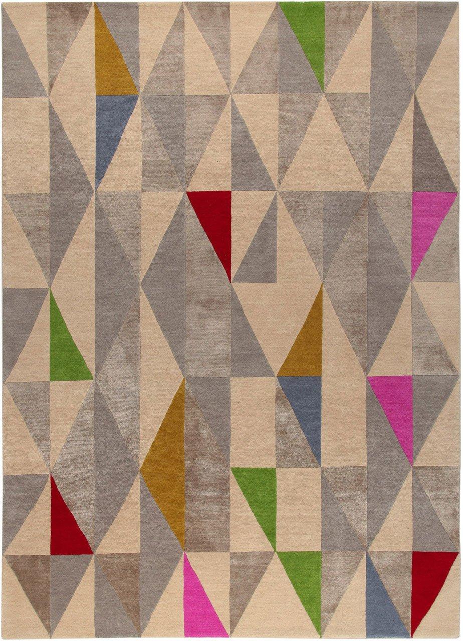 La Datina diamantina carpet Gio Ponti