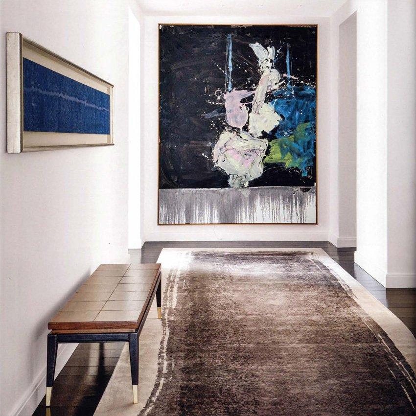 Brustroke Grey - Fort Street Studio Collection