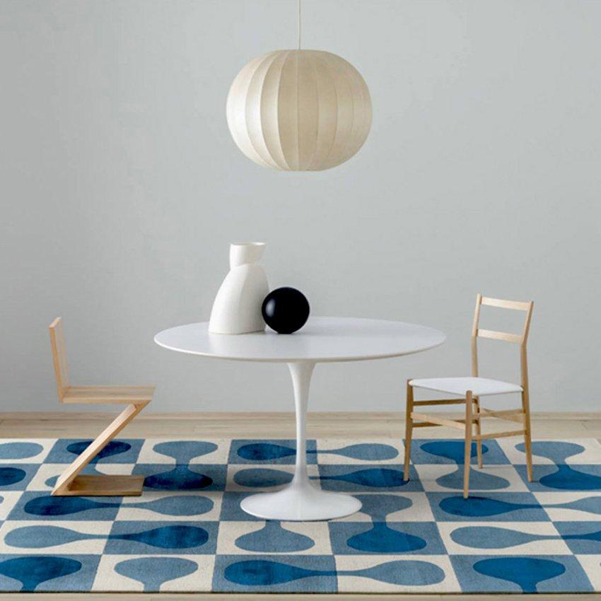 Sorrento Blue - Gio Ponti Carpet Collection