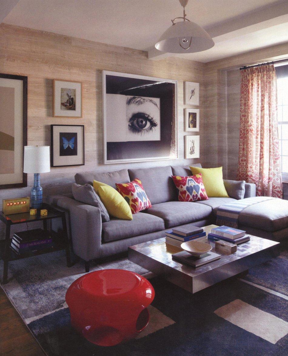 Blocks Grey - Fort Street Studio Collection