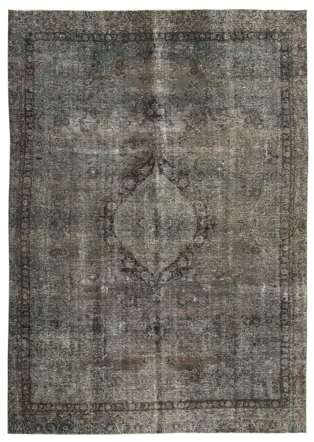 La Datina -tappeto vintage grigio